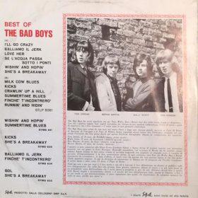 The Bad Boys - Associazione Vinile Italiana