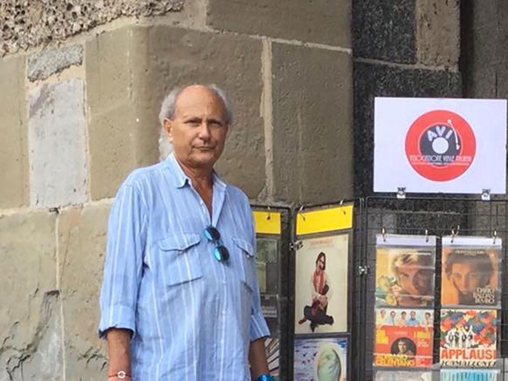 Carlo Lecchi, presidente AVI