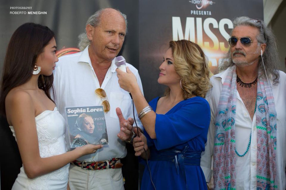 Miss Viso Latino e AVI